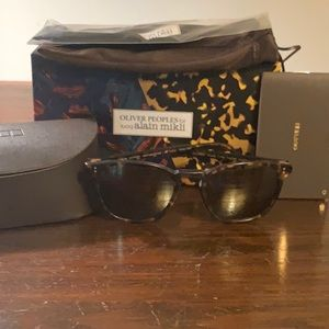 Oliver Peoples 47MM Oval Sunglasses